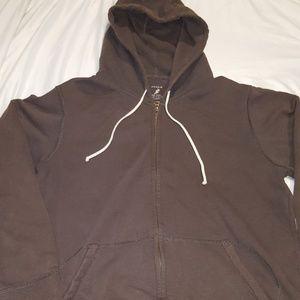 J. Crew Men's Hoodie Sweatshirt